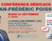 Conférence de Jean-Frédéric Poisson à Levallois-Perret le 24 septembre