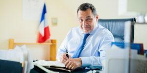 Rencontre avec Jean-Frédéric Poisson à Paris le 19/11