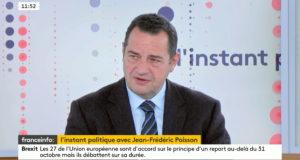 Le PCD n'est pas communautaire : il s'adresse à tous les Français. Jean-Frédéric Poisson sur France Info TV