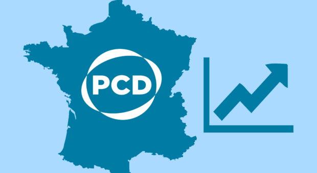 Le développement du PCD se poursuit encore et encore sur le terrain : 4 nouveaux délégués locaux près de chez vous…