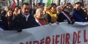 Jean-Frédéric Poisson et le PCD totalement mobilisés lors de la 2ème manifestation « Marchons enfants » contre la PMA sans père