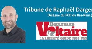 «Le Ministère de la Parole» – Tribune de Raphaël Dargent sur Boulevard Voltaire