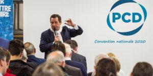 Convention nationale du Parti Chrétien-Démocrate / samedi 3 octobre 2020