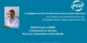 Tournée des délégations du PCD : les 3 prochains rendez-vous !