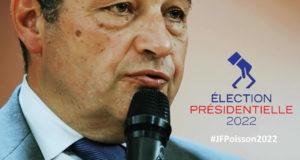 ELECTION PRESIDENTIELLE 2022 : Jean-Frédéric Poisson se lance dans la bataille